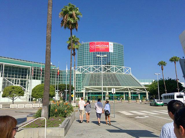 2016ロサンゼルスの展示会に出展!