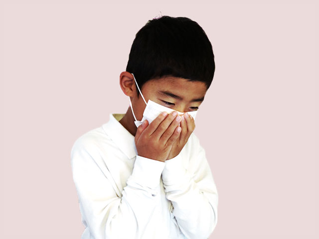 秋はおいしいアレルギー対策